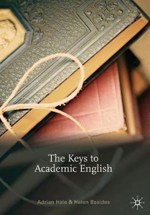 Cover of The Keys to Academic English