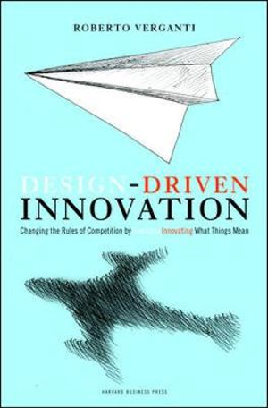 Cover of Design-driven Innovation
