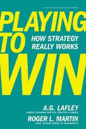 Cover of Playing to Win
