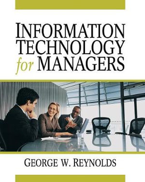 Cover of Information Technology for Managers