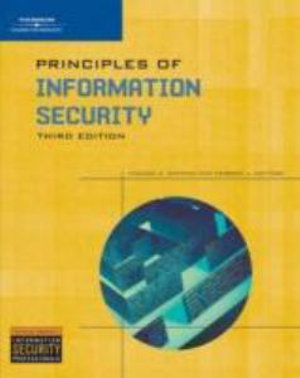 Cover of Principles of Information Security