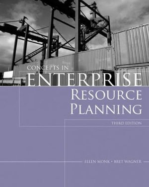Cover of Enterprise Resource Planning