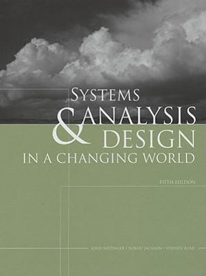 Cover of Systems Analysis and Design in a Changing World