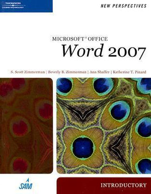 Cover of New Perspectives on Microsoft Office Word 2007, Introductory