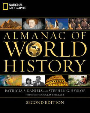 Cover of Almanac of World History