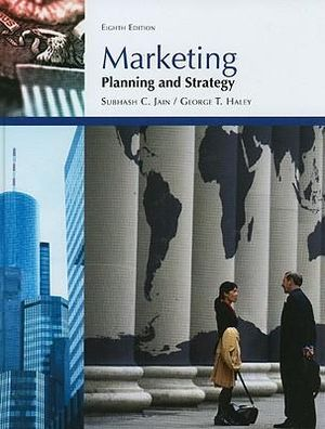 Cover of Marketing Planning and Strategy