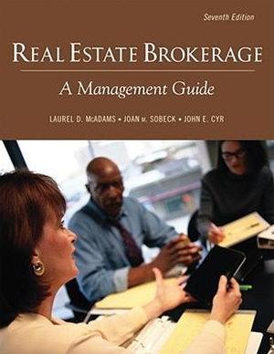 Cover of Real Estate Brokerage
