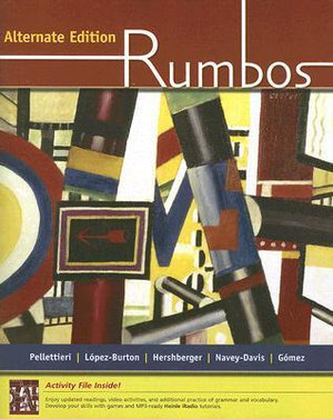 Cover of Rumbos, Alternate Edition