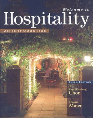 Cover of Welcome to Hospitality: An Introduction