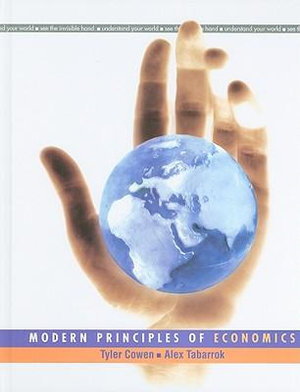Cover of Modern Principles of Economics
