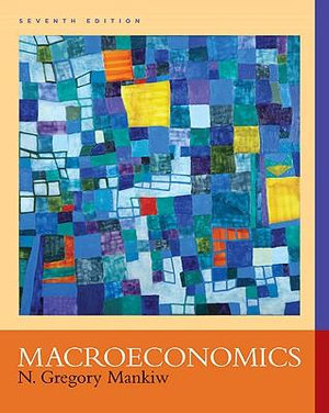 Cover of Macroeonomics