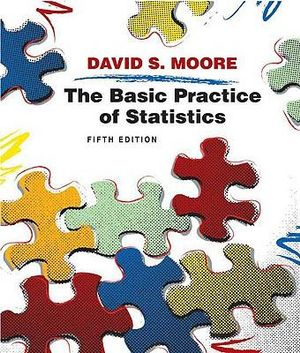 Cover of The Basic Practice of Statistics and CD