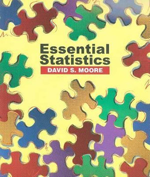 Cover of Essential Statistics and CD