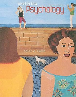 Cover of Exploring Psychology