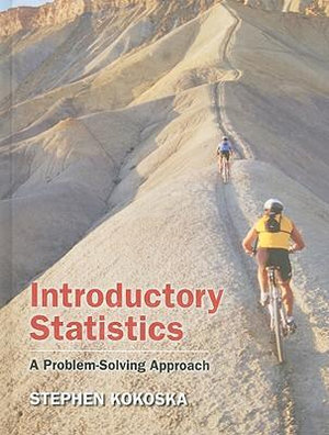 Cover of Introductory Statistics: A Problem-Solving Approach