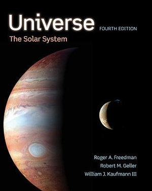 Cover of Universe: The Solar System