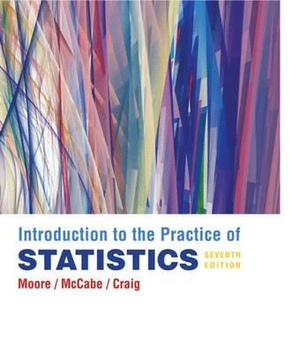 Cover of Introduction to Prac of Statistics and CD
