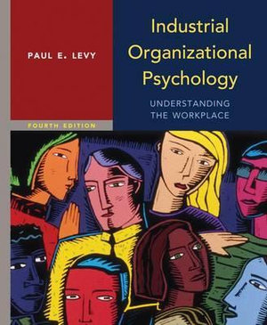 Cover of Industrial Organizational Psychology