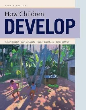 Cover of How Children Develop