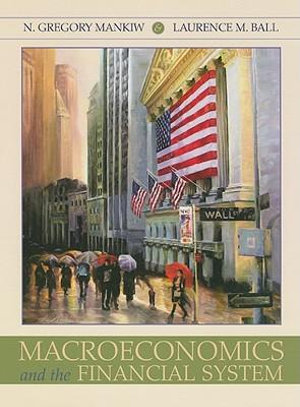 Cover of Macroeconomics and the Financial System