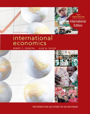 Cover of International Economics (Palgrave Imprint)