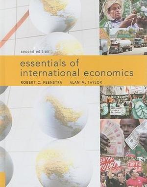 Cover of Essentials of International Economics