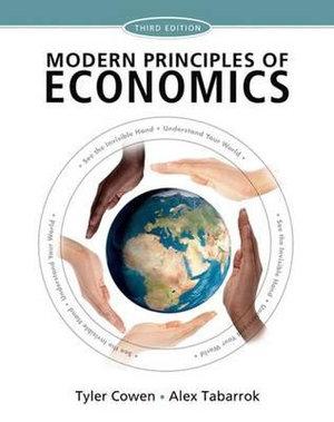 Cover of Modern Principles of Economics