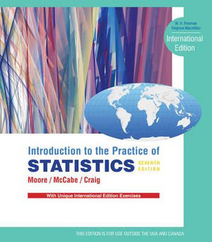 Cover of Introduction to the Practice of Statistics