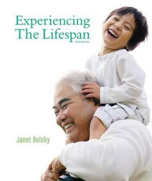 Cover of Experiencing the Lifespan