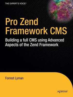 Cover of Pro Zend Framework Techniques