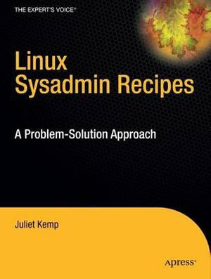 Cover of Linux System Administration Recipes