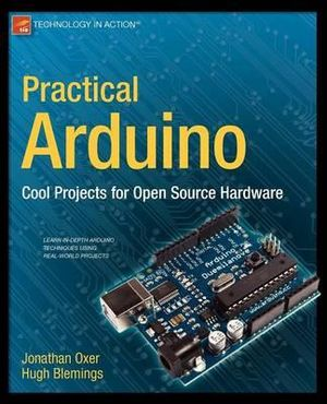 Cover of Practical Arduino