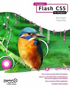 Cover of Foundation Flash CS5 For Designers