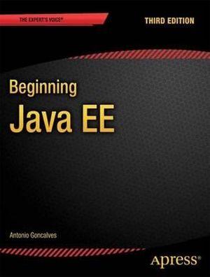 Cover of Beginning Java EE 7