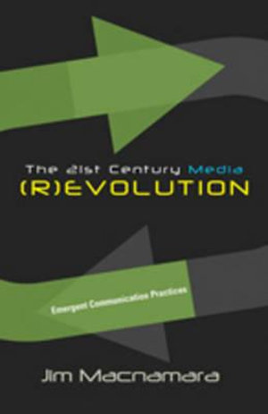 Cover of The 21st Century Media (r)evolution