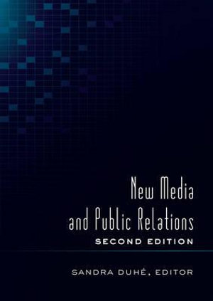 Cover of New Media and Public Relations