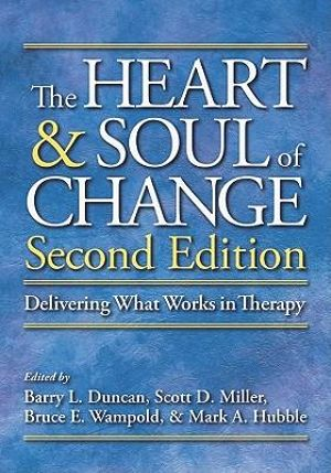 Cover of The Heart & Soul of Change
