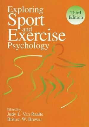 Cover of Exploring Sport and Exercise Psychology