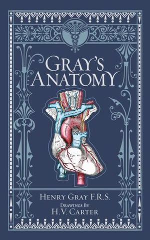 Cover of Gray's Anatomy