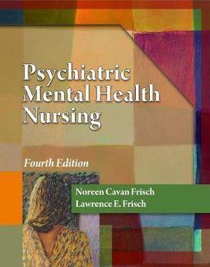Cover of Psychiatric Mental Health Nursing