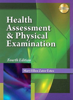 Cover of Health Assessment and Physical Examination