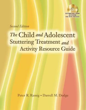 Cover of The Child and Adolescent Stuttering Treatment & Activity Resource Guide