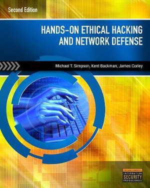 Cover of Hands-On Ethical Hacking and Network Defense