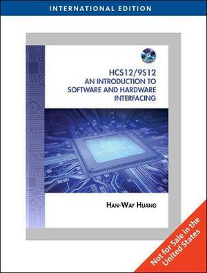 Cover of The HCS12/9S12