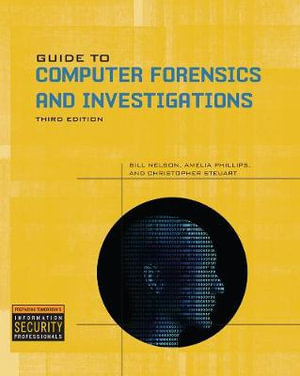 Cover of Guide to Computer Forensics and Investigations
