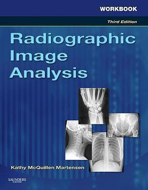 Cover of Workbook for Radiographic Image Analysis