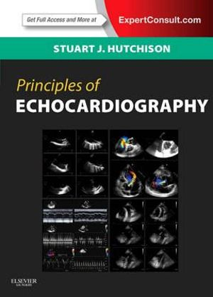 Cover of Principles of Echocardiography