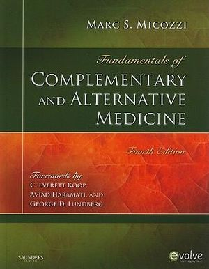 Cover of Fundamentals of Complementary and Alternative Medicine
