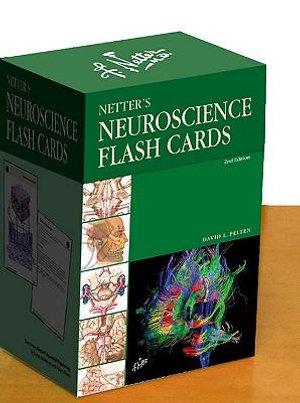 Cover of Netter's Neuroscience Flash Cards