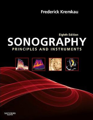 Cover of Sonography Principles and Instruments